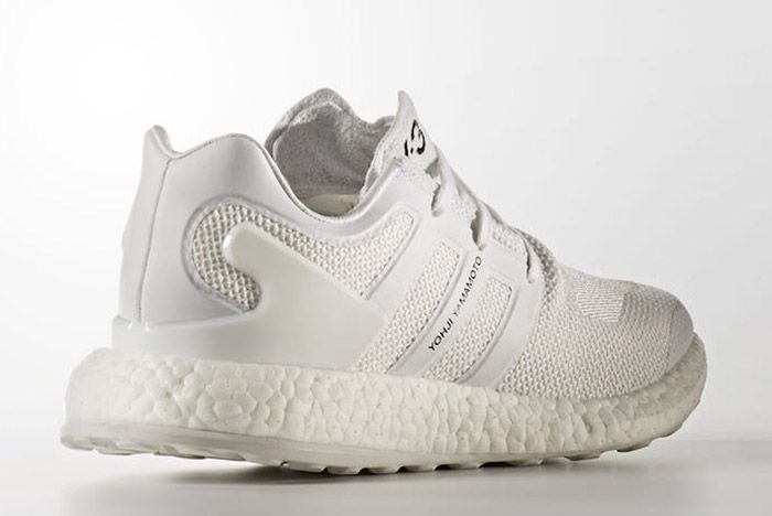 Adidas Y 3 Pure Boost White 5