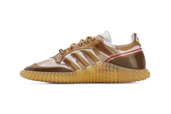 Craig Green Adidas Kamanda Dover Street Market Brown Medial Side Shot