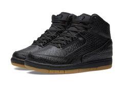 Nike Air Python Black Gum Bumper Thumb