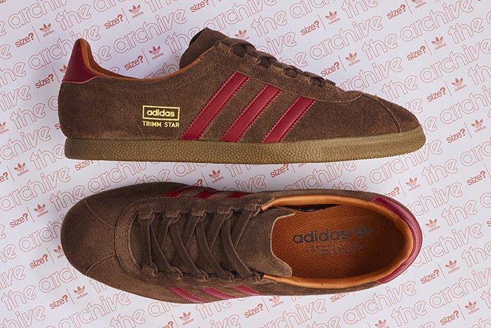 Adidas Trimm Star Brown 3