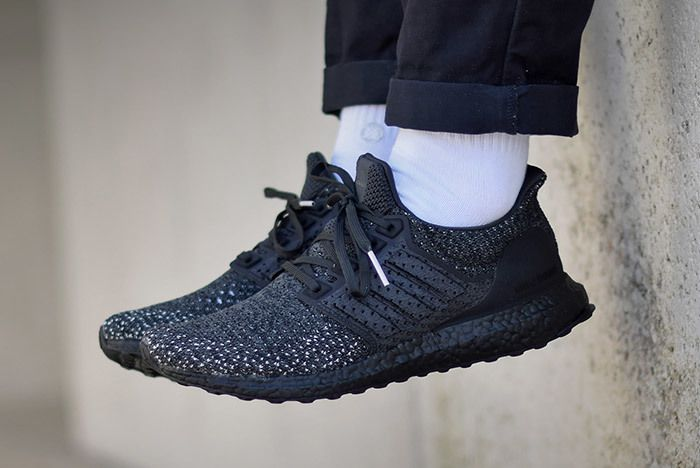Adidas Ultra Boost Clima Ltd Carbon On Foot 5