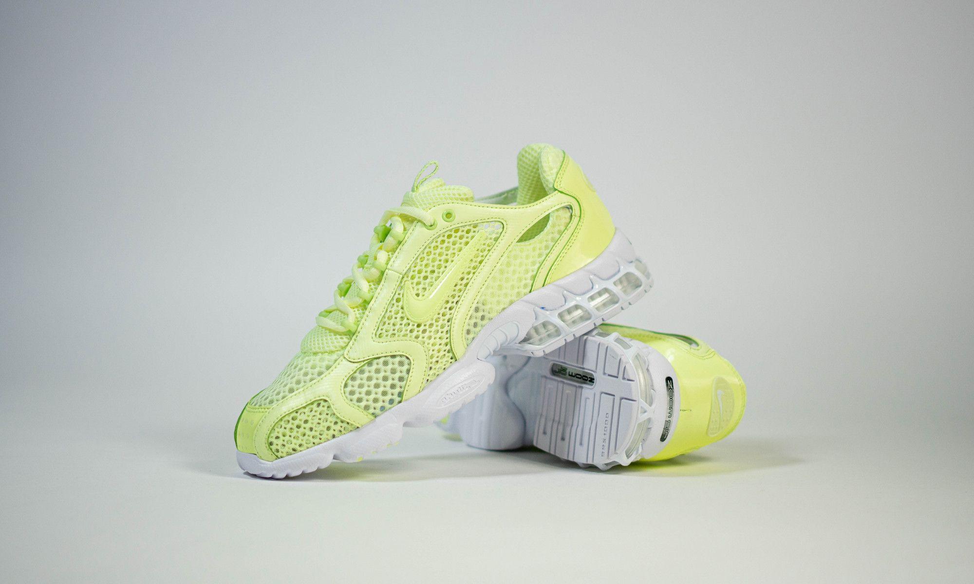 Nike Air Zoom Spiridon Cage 2 (Volt)