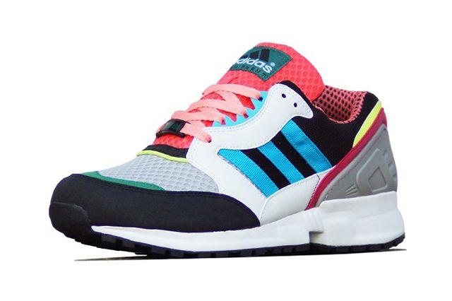 Adidas Eqt Running Cushion 91 Oddity Pack 4