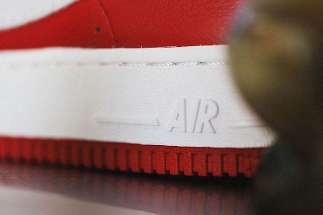 Nike Air Force 1 High Nai Ke Gym Red Preview 4