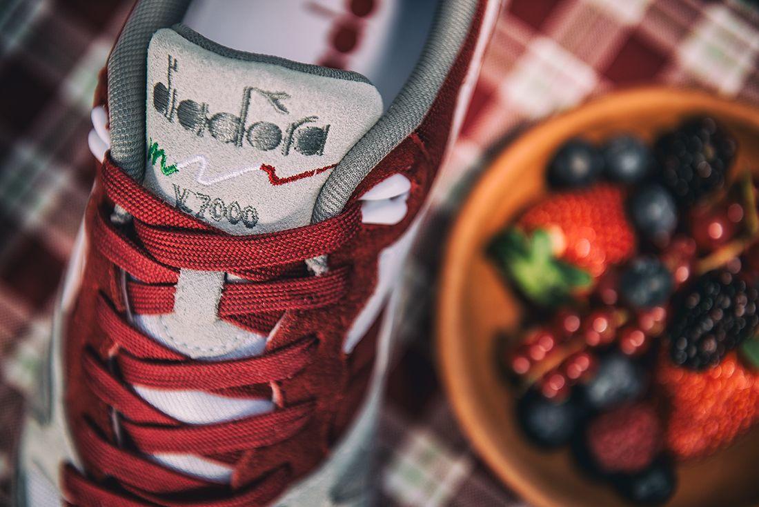 Diadora Frutti Rossi Collection21