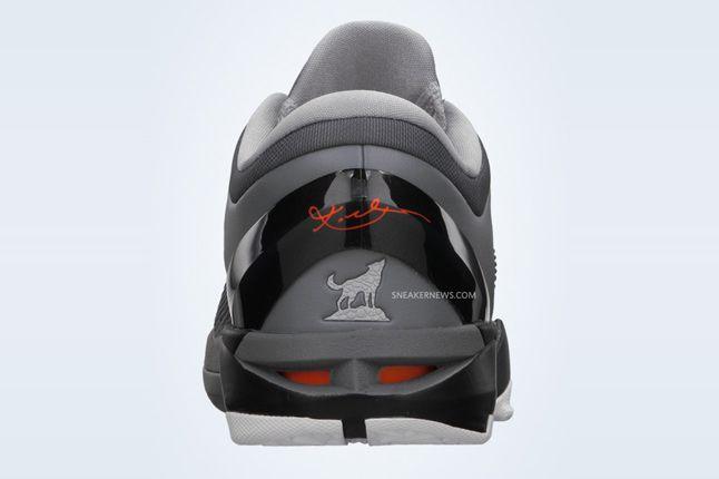 Nike Zoom Kobe Vii Wolf Grey Total Orange Black 1 1