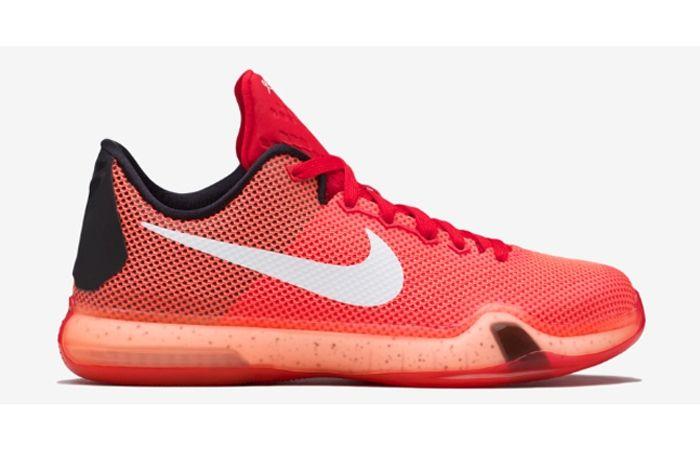 Nike Kobe 10 Hot Lava 5