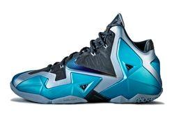 Thumb Nike Le Bron 11 Gamma Blue 4