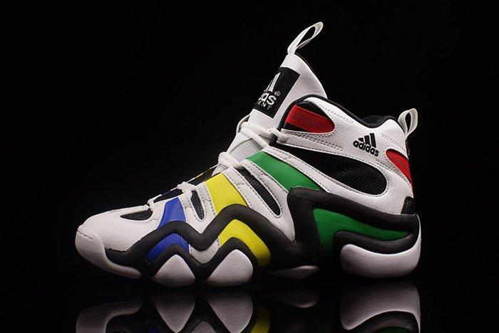 Adidas Crazy 8 Olympic Ringsfeature