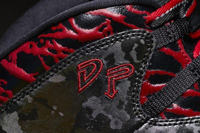 Nike Air Jordan 10 Doernbecher Detail