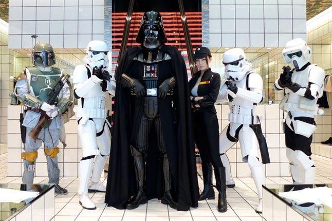 Bape Star Wars Party 9 1