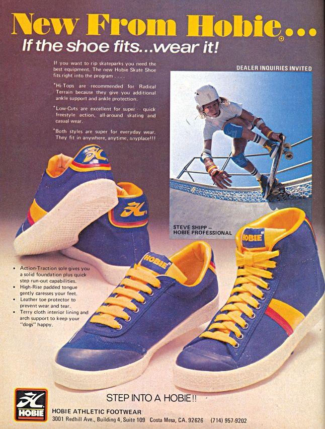 Tony Hallam Vintage Skate 15