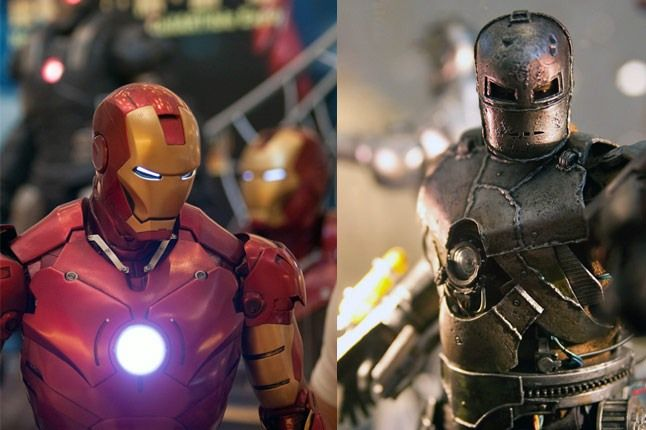 Hot Toys Iron Man 2 2 1