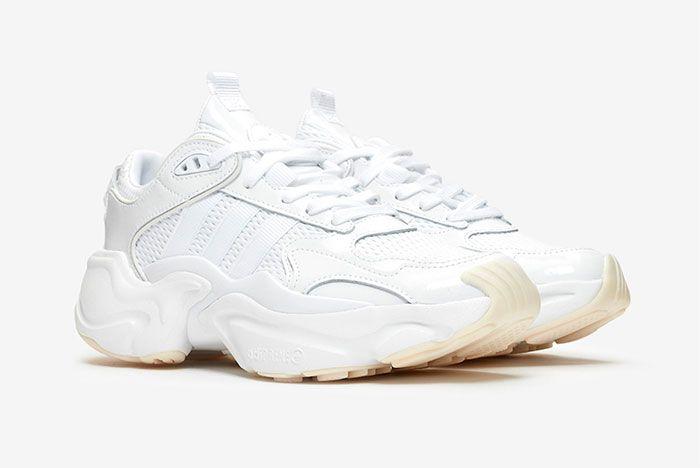 Adidas Magmur Runner White Right 2