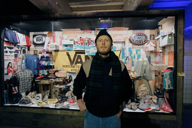 Henry Davies At House Of Vans Berlin 1