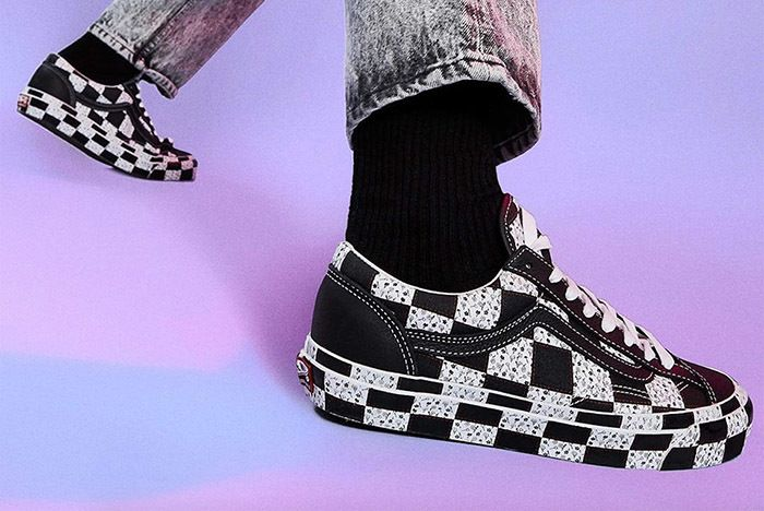 Opening Ceremony Vans Style 36 Quilt Pack 1