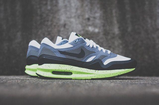 Nike Air Max Lunar 1 (Grey Volt) - Sneaker Freaker