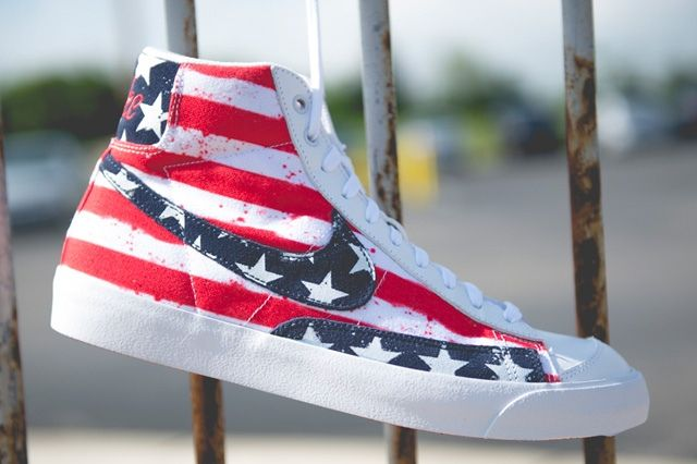 Nike Blazer Independance Day Bump 6