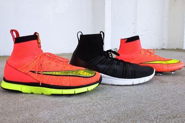Nike Mercurial Superfly Free 3
