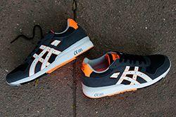 fuego carbohidrato dictador  ASICS Gt Ii (Black/Bright Orange) - Sneaker Freaker