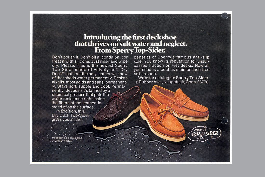 History Of Sperry 10