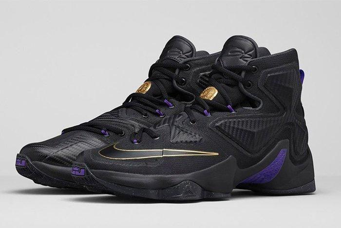 Nike Le Bron 13 Pot Of Gold Dunkman