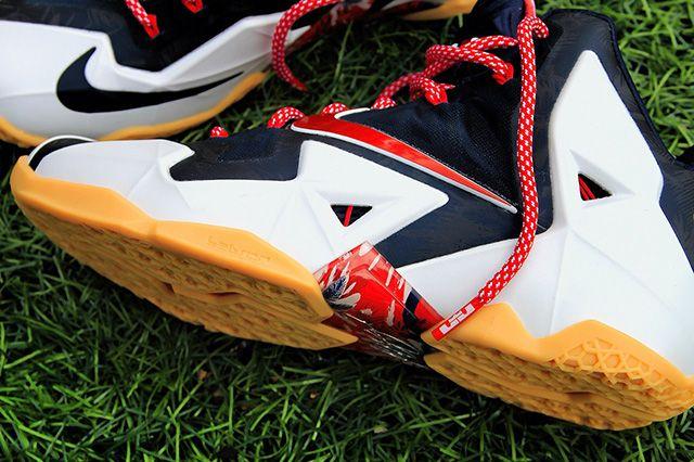 Nike Lebron 11 Independence Day 1
