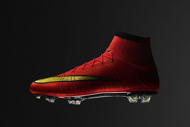 Nike Football Summer Boot Collection Mecurial Sideview