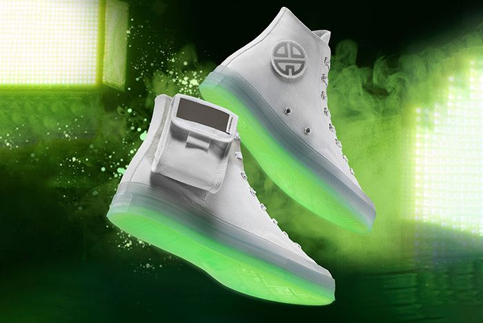 Lay Zhang Converse Chuck 70 High Low Hype Dc Hero Shot6