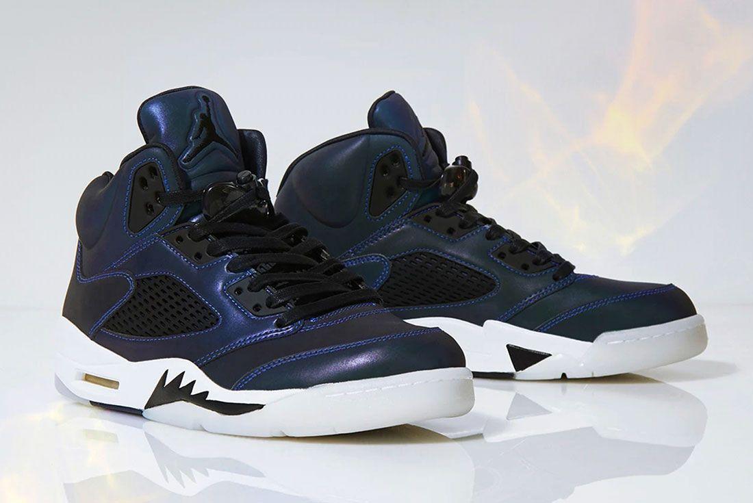 Where To Buy Air Jordan 5 Oil Grey Dark