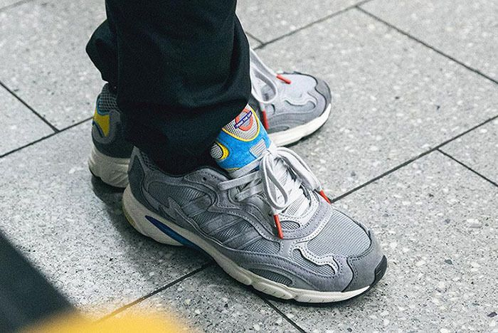 Tfl Adidas Temper Run London Underground 4