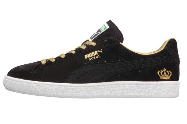 Puma Osaka Kk Shoes Suede Black 1