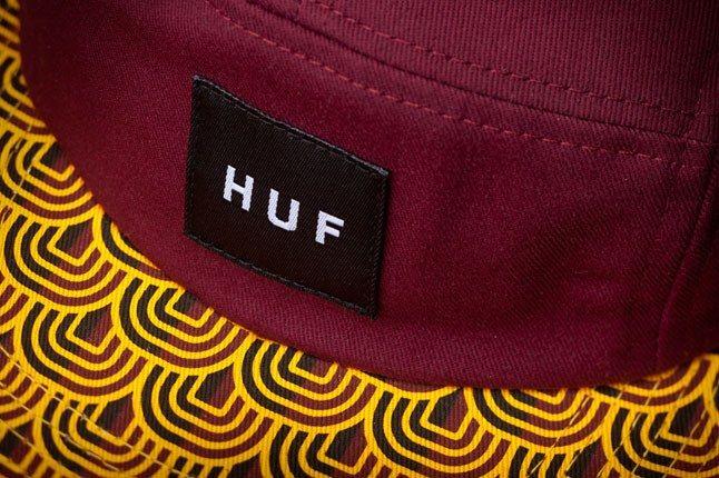 Huf Etcher Hat 1
