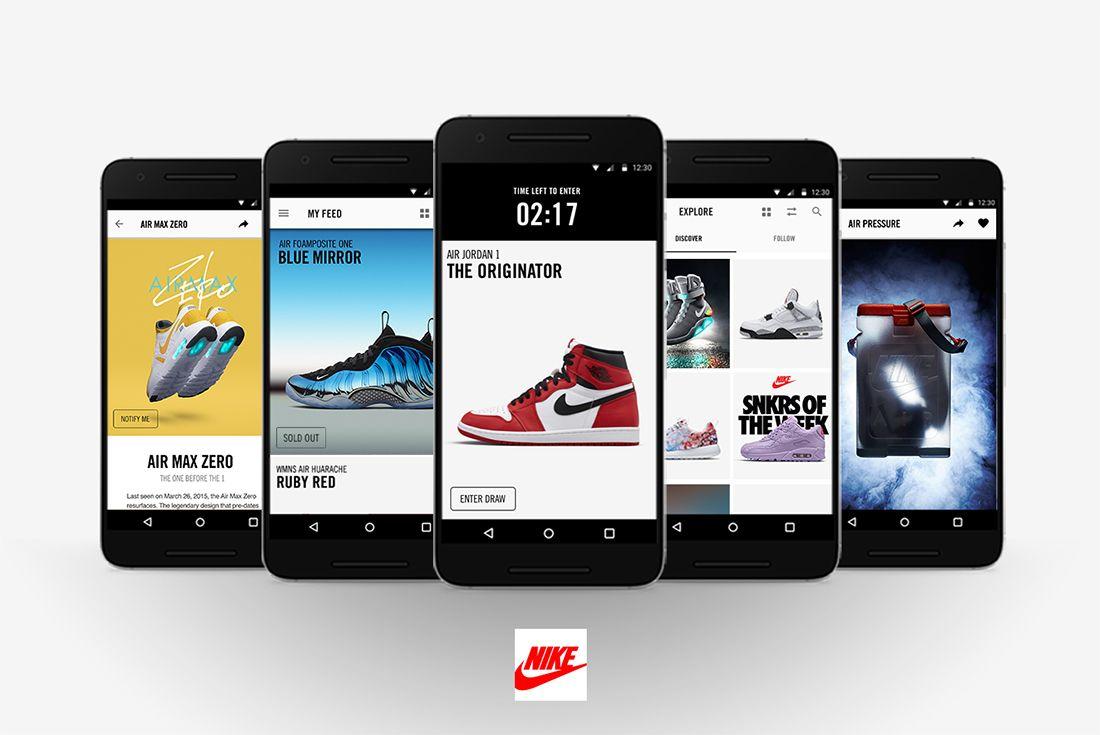 Nike Earnings Report Q4 Snkrs App
