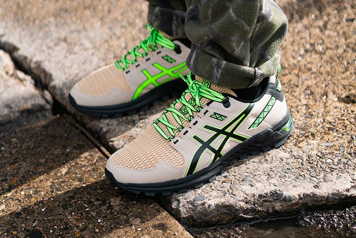 Size Asics Gel Citrek On Foot 2