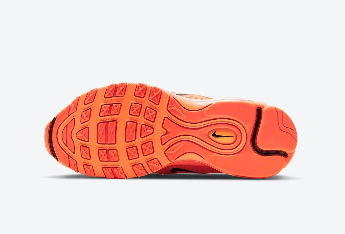 Nike Air Max 97 GS 'Los Angeles'