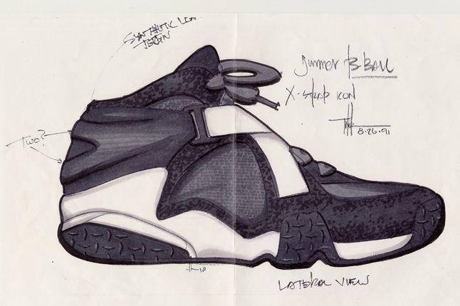The Making Of The Nike Air Raid 11 1