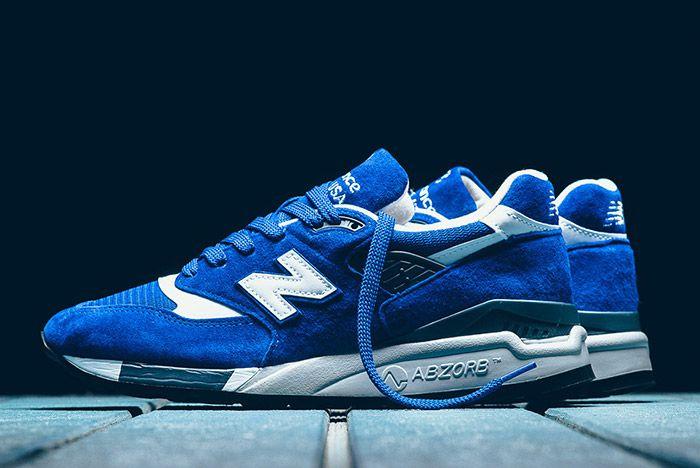 New Balance 998 Made In Usa Royal Blue 8