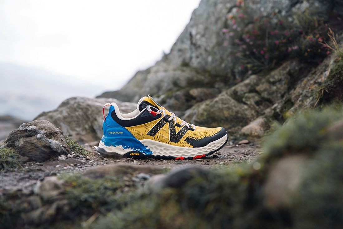 New Balance All Terrain Hierro Lateral Side
