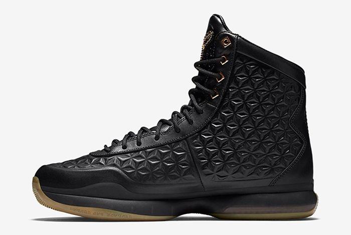 Nike Kobe X High Ext Black Gum 1