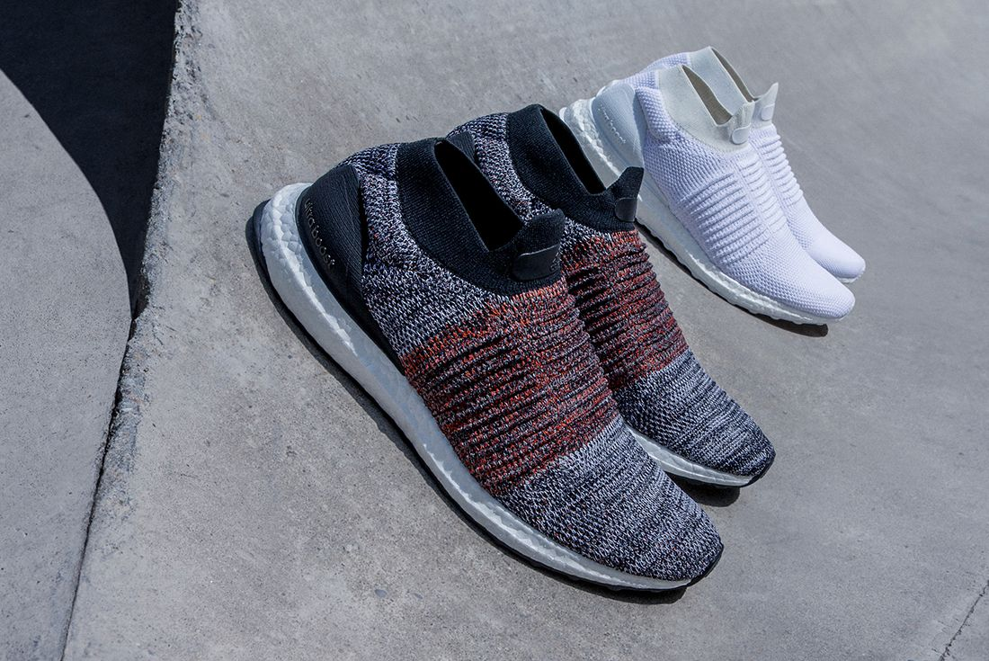Running Track To Runway A Look At The Laceless Ultra Boost