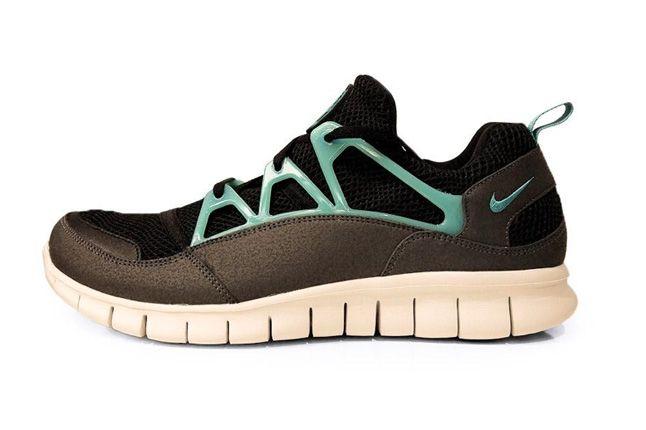 Nike Huarache Free Light Sport Turquoise Profile 1