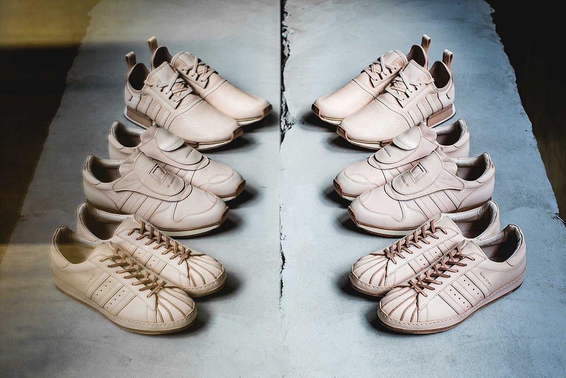 Hender Scheme X Adidas Luxe Leather Pack16