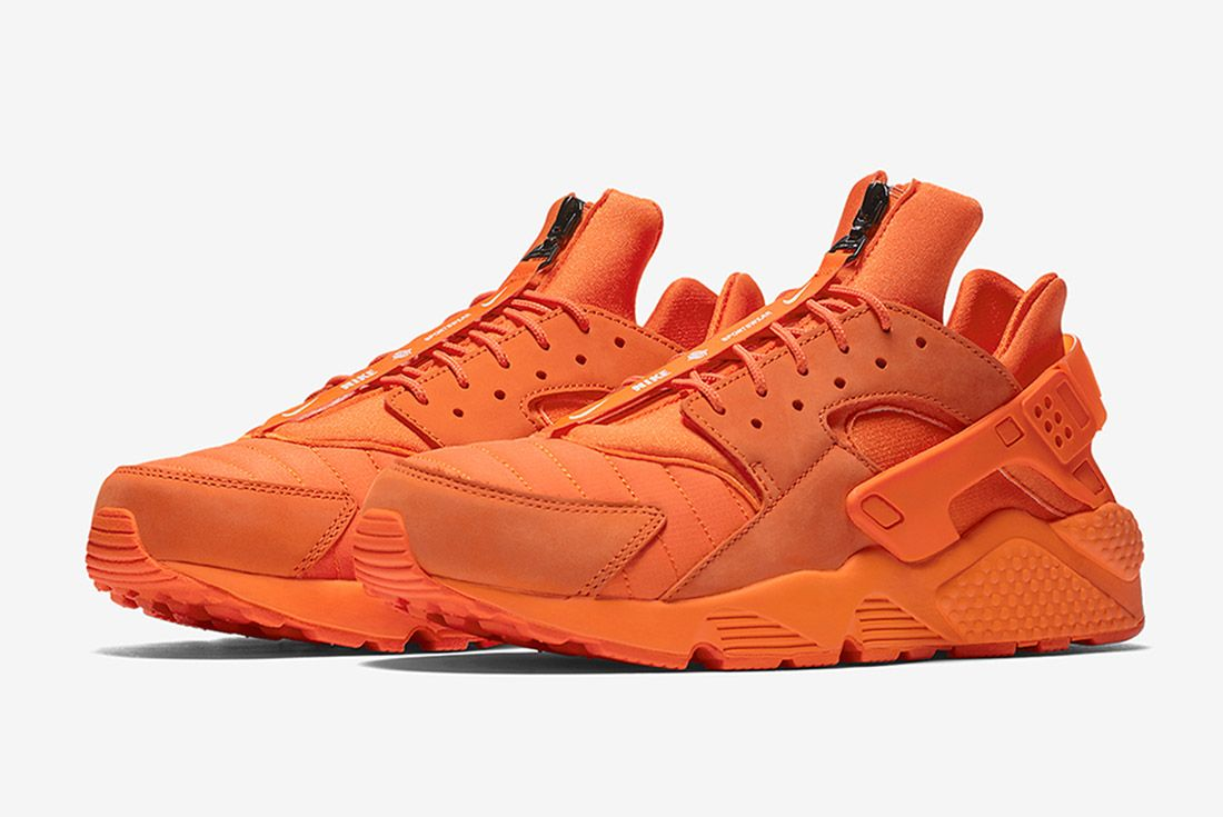 Nike Air Huarache Orange Blaze 8