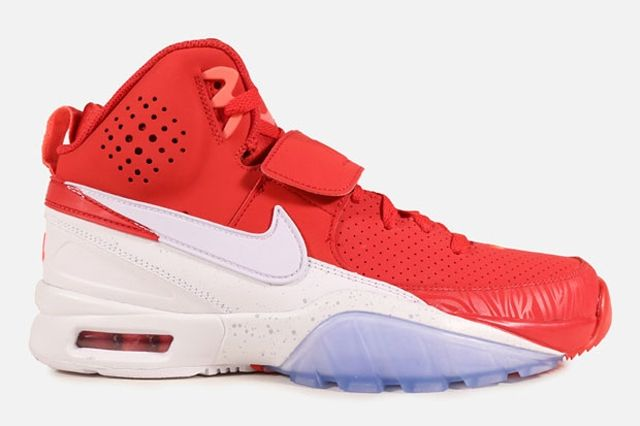 Nike Air Max Bo 1 University Red White 1
