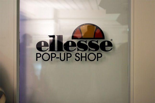 Ellesse Heritage Pop Up Shop 7 1