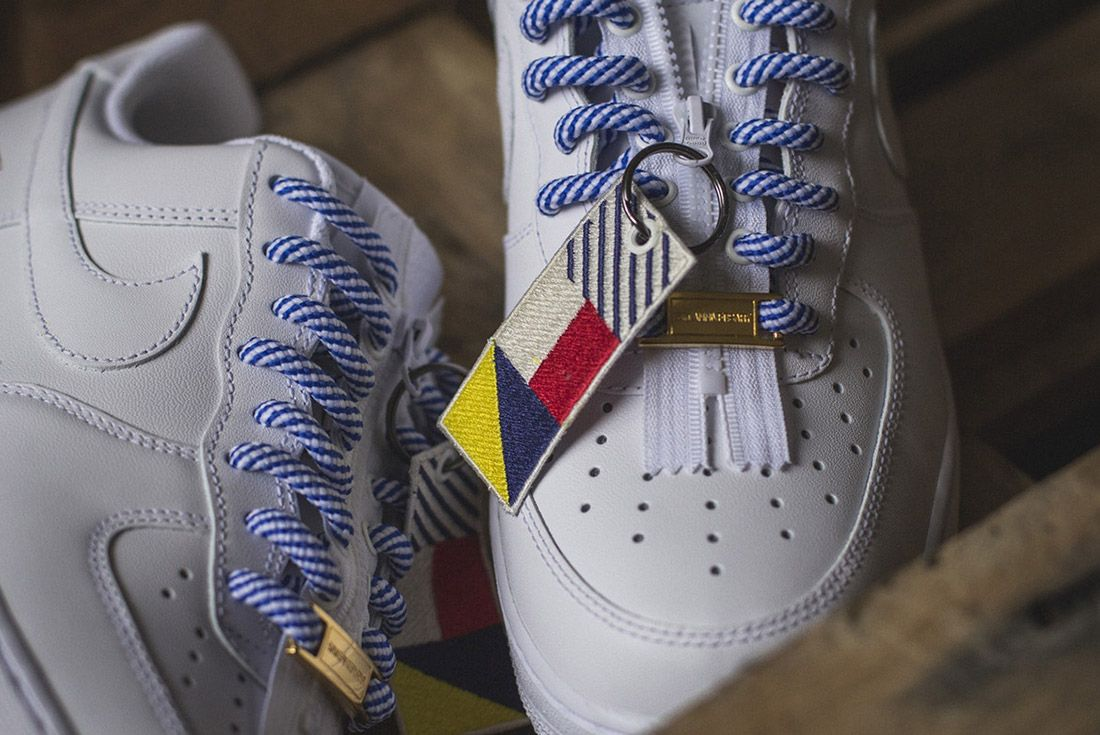Sneakers Br X Nike Air Force 1 5