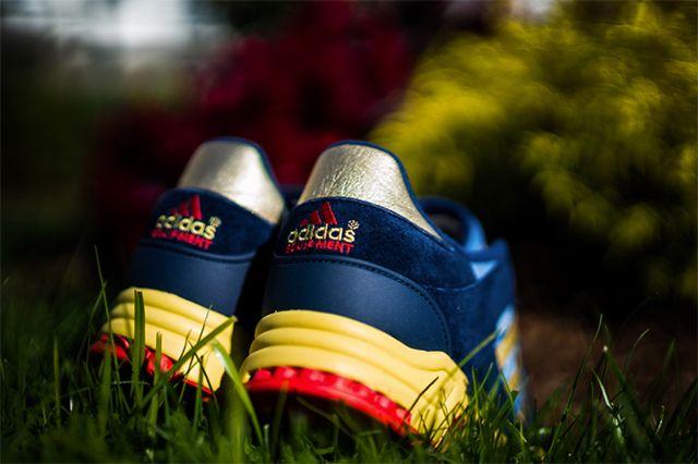 Packer Shoes X Adidas Eqt 4
