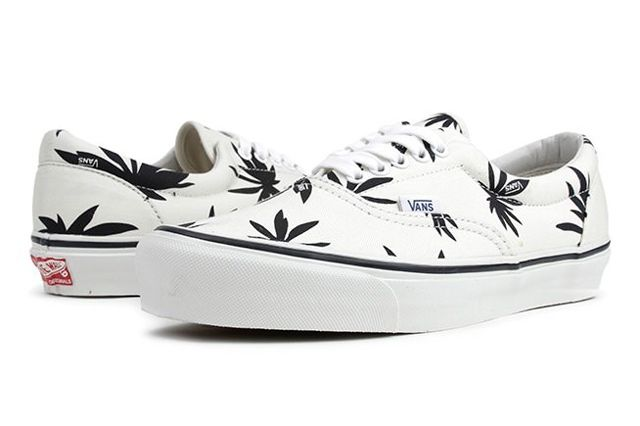 Raddest Weed Sneakers 1