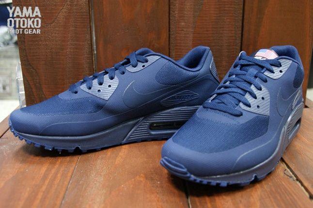Nike Am90 Hyp 4Thjuly Blue Hero 1